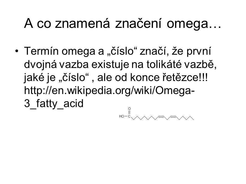 A co znamená značení omega…
