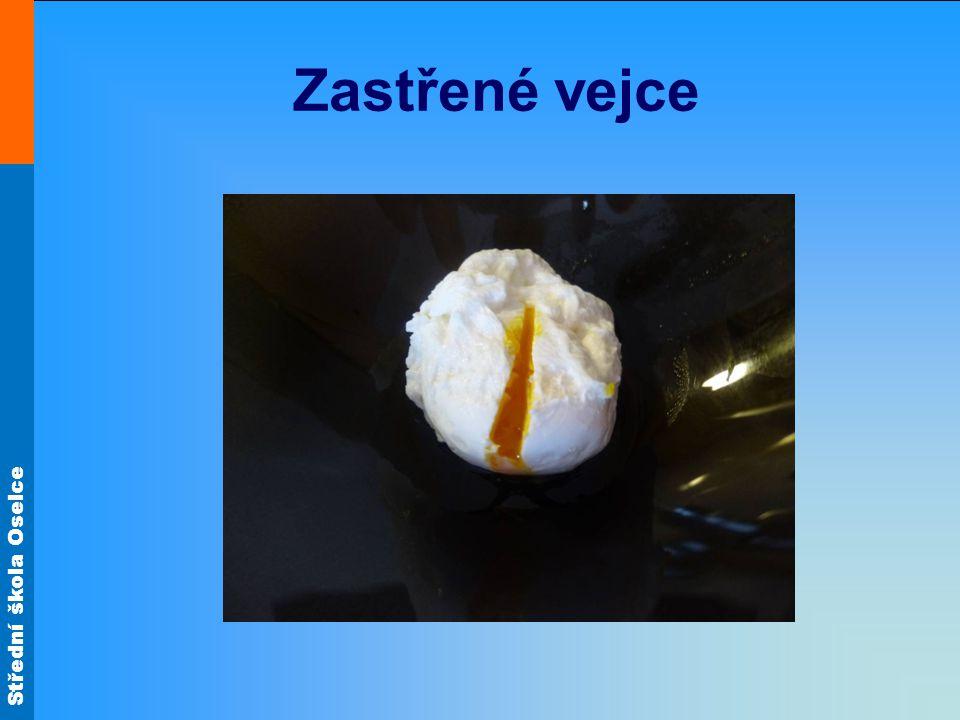 Zastřené vejce