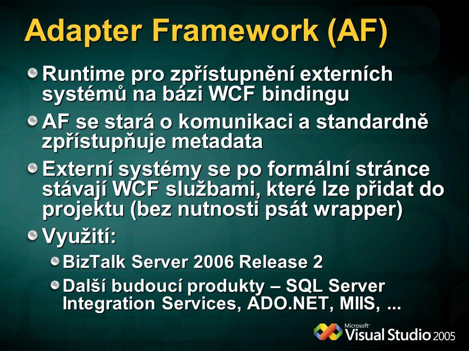 Adapter Framework (AF)