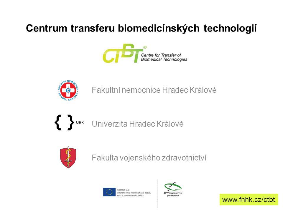 Centrum transferu biomedicínských technologií