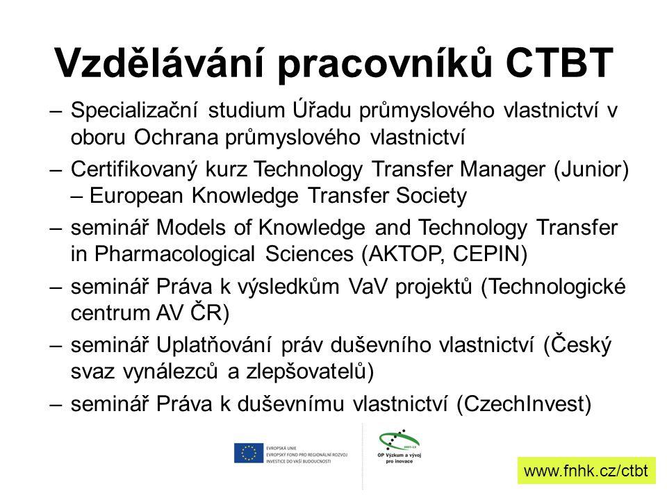 Vzdělávání pracovníků CTBT