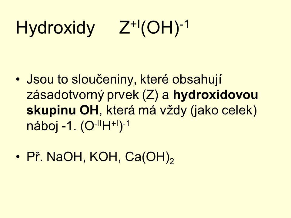 Hydroxidy Z+I(OH)-1