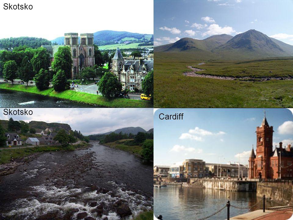 Skotsko Skotsko Cardiff