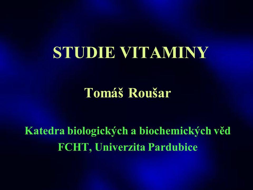 Katedra biologických a biochemických věd FCHT, Univerzita Pardubice