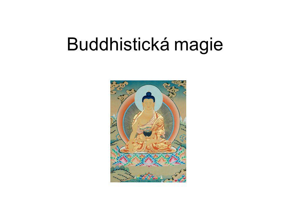 Buddhistická magie