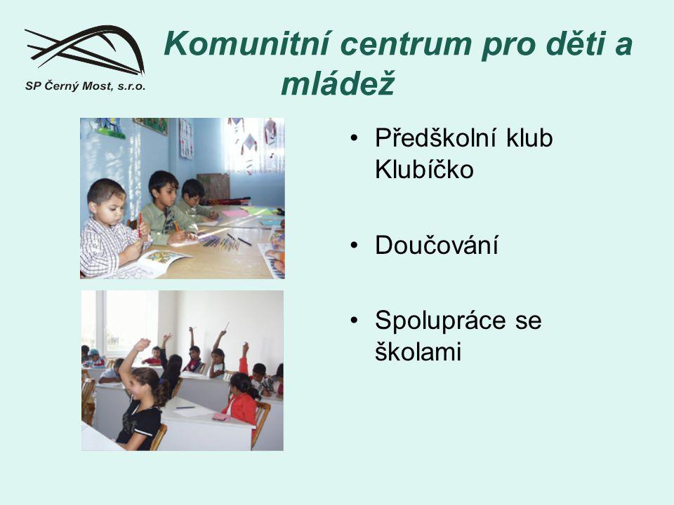 Komunitní centrum pro děti a mládež