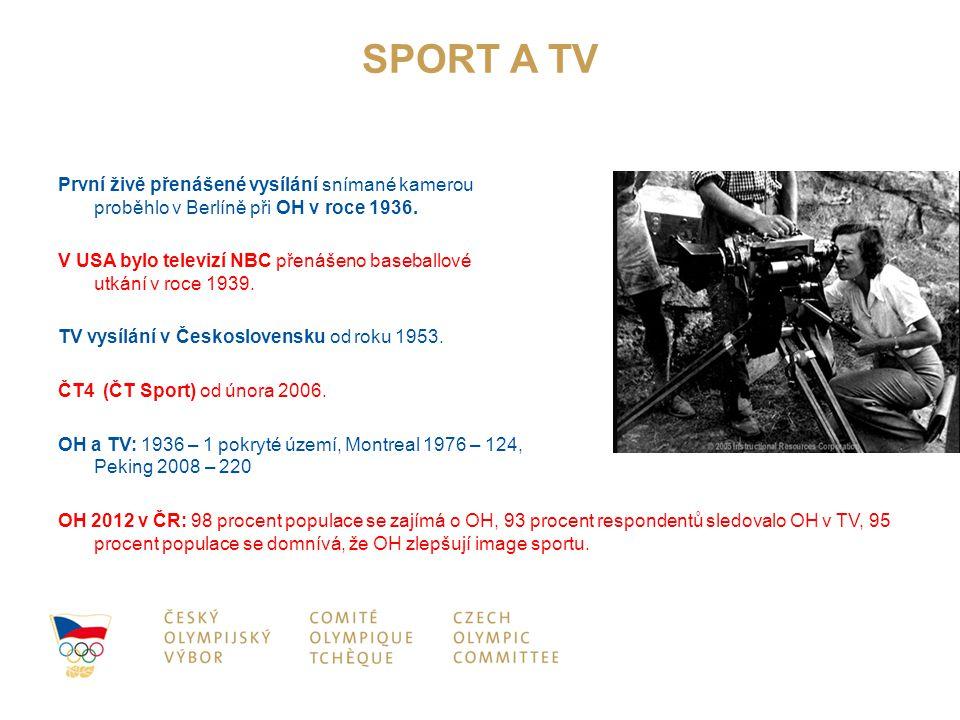 SPORT A TV