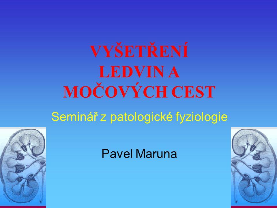 Seminář z patologické fyziologie