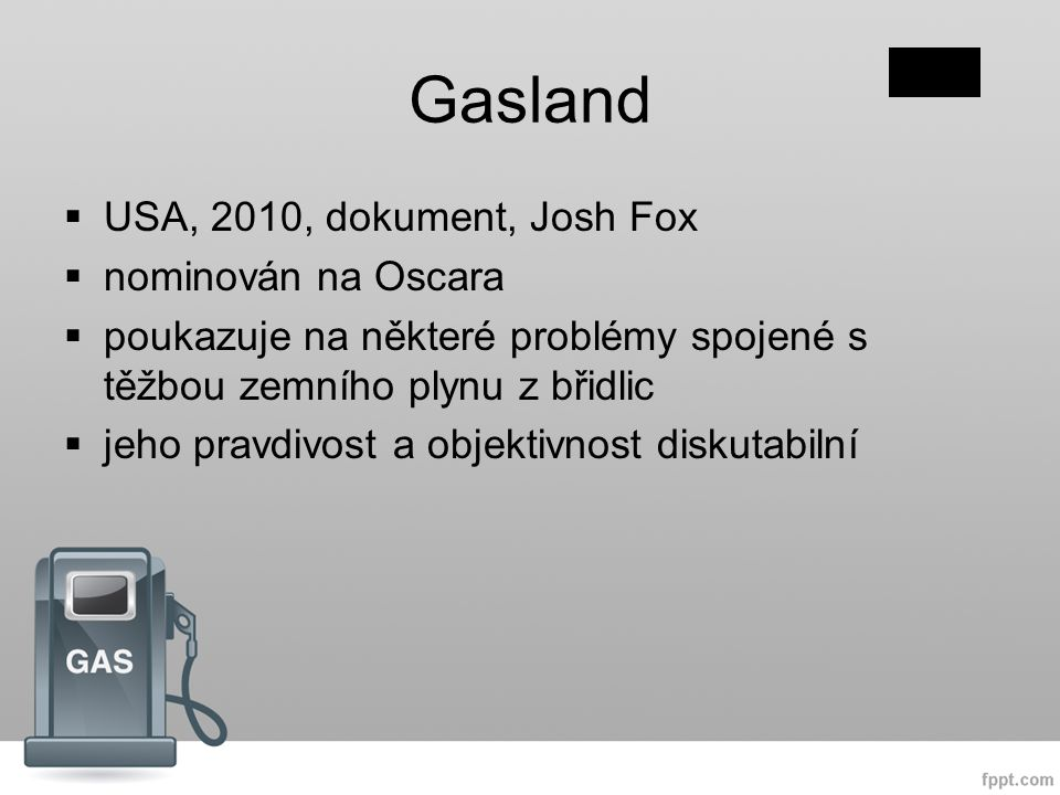 Gasland USA, 2010, dokument, Josh Fox nominován na Oscara