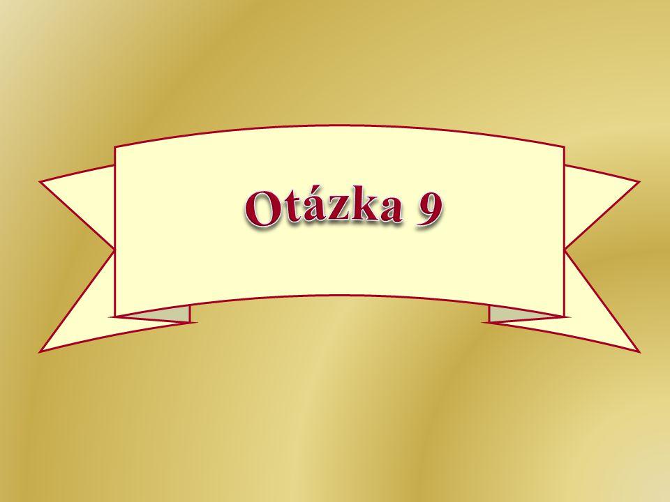 Otázka 9