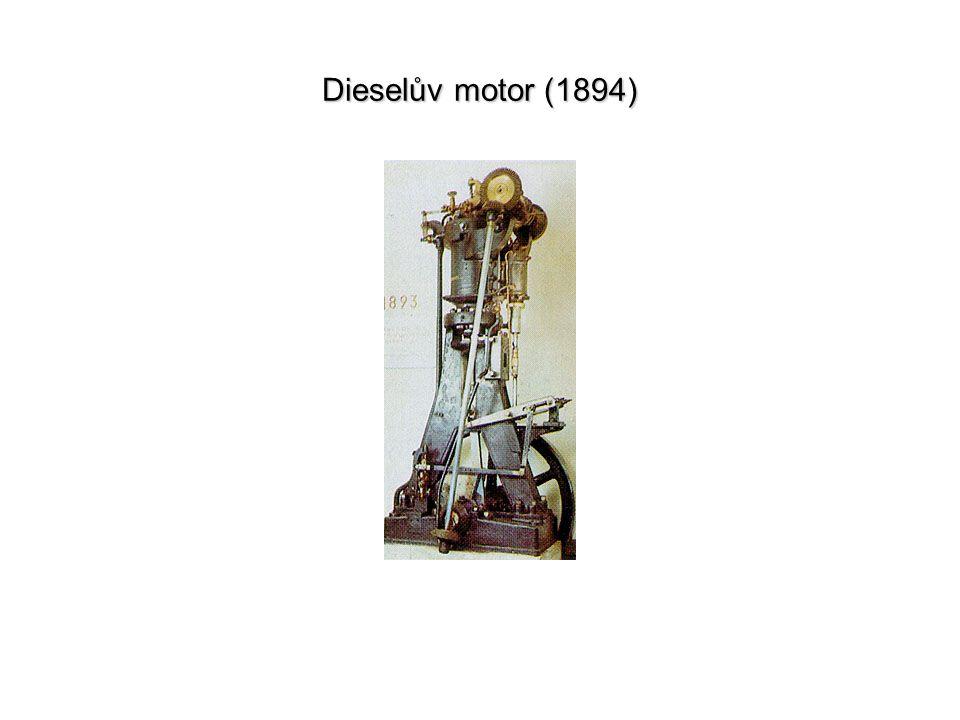 Dieselův motor (1894)