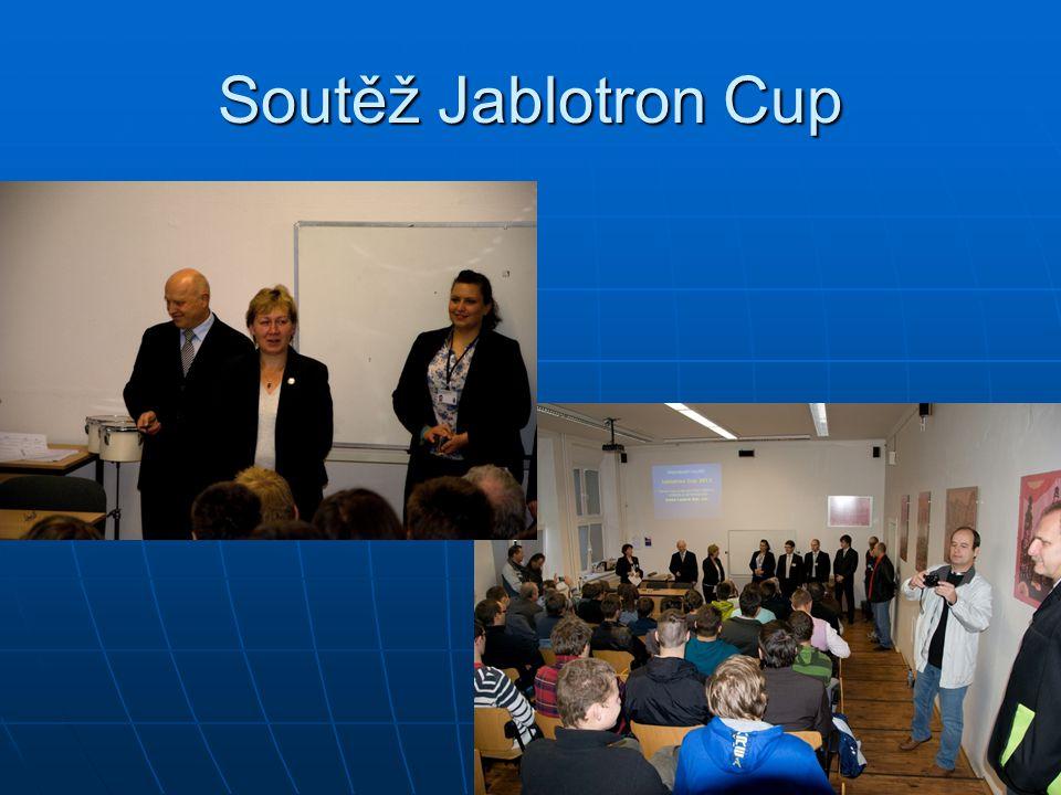 Soutěž Jablotron Cup
