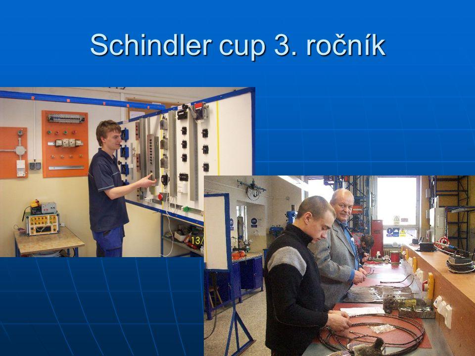 Schindler cup 3. ročník