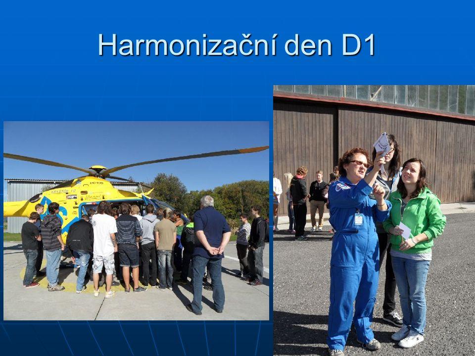Harmonizační den D1