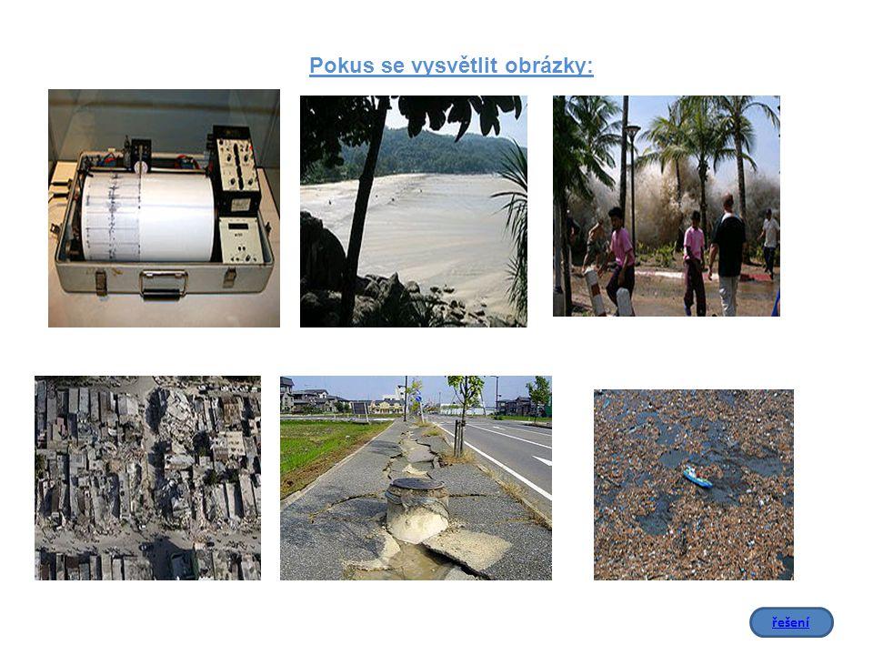 Pokus se vysvětlit obrázky: