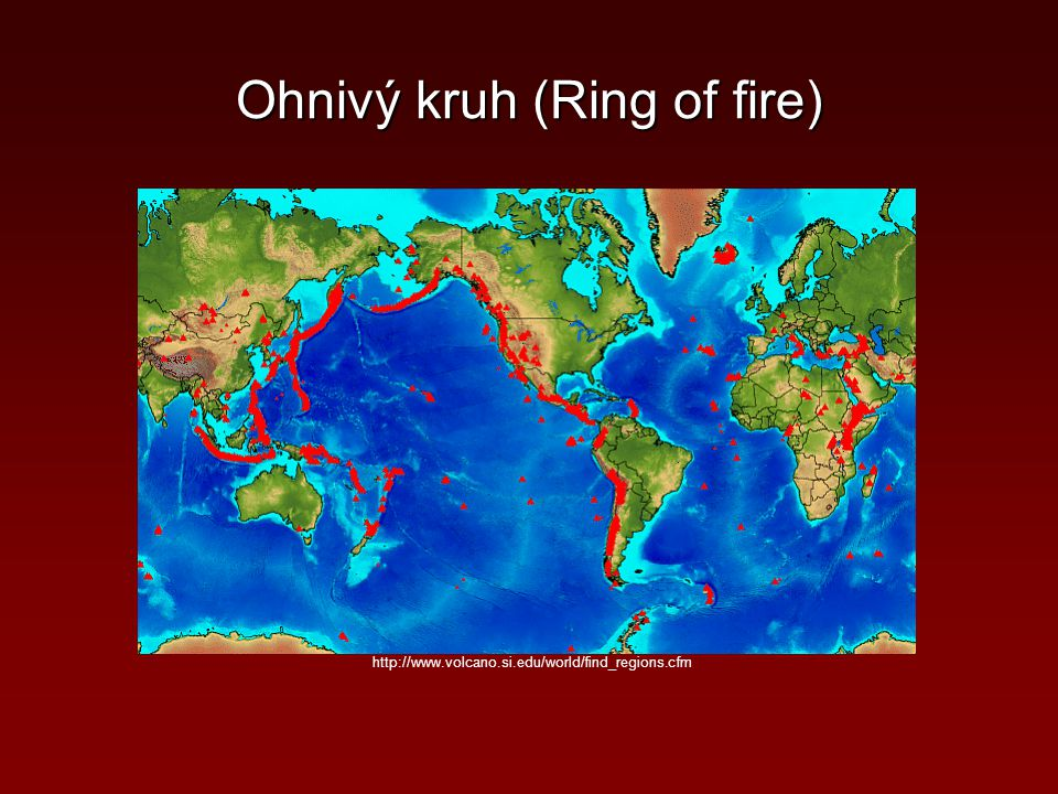 Ohnivý kruh (Ring of fire)