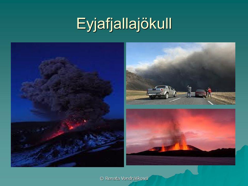 Eyjafjallajökull © Renata Vondrášková