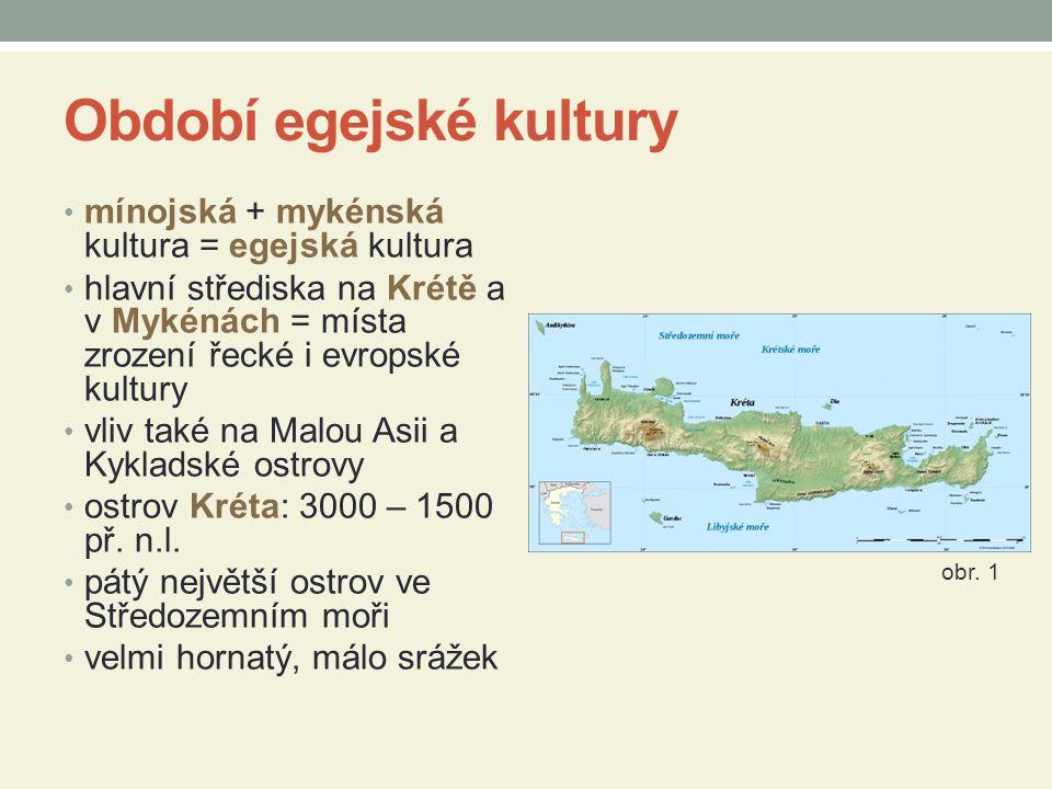 Období egejské kultury