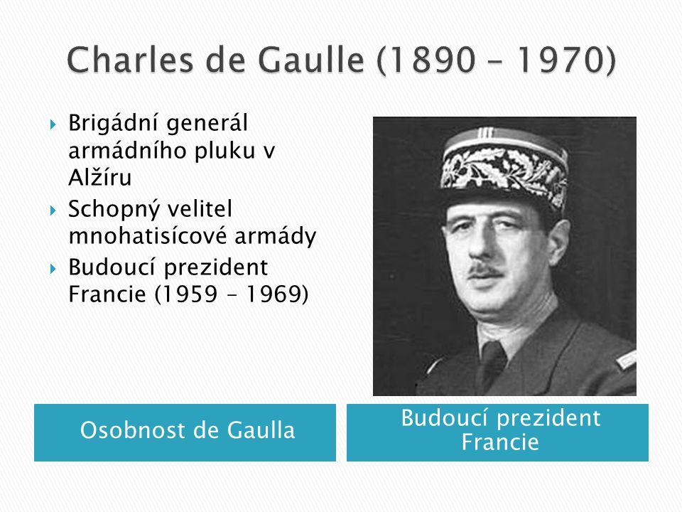 Budoucí prezident Francie