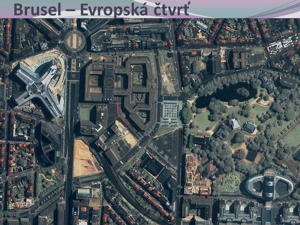 Brusel – Evropská čtvrť
