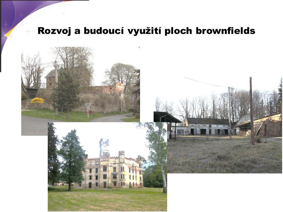 Rozvoj a budoucí využití ploch brownfields