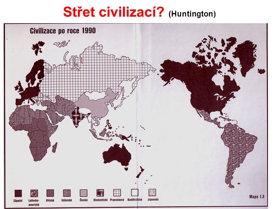 Střet civilizací (Huntington)