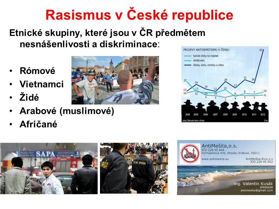 Rasismus v České republice