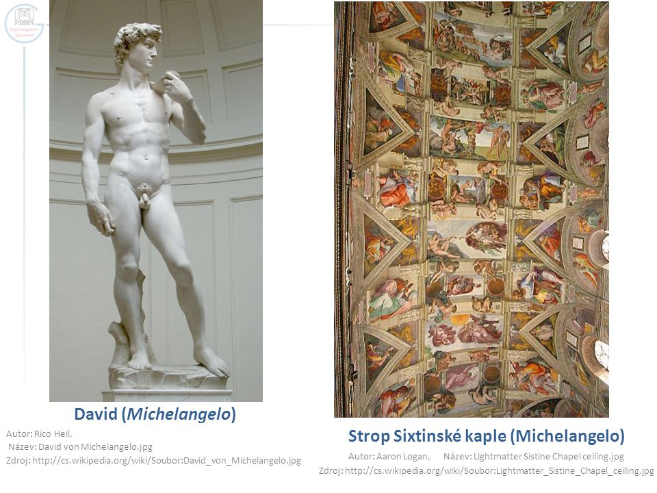 Strop Sixtinské kaple (Michelangelo)