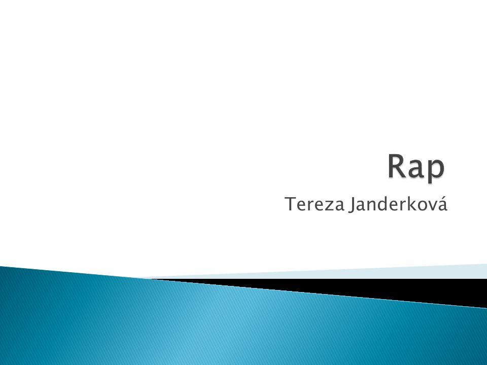 Rap Tereza Janderková