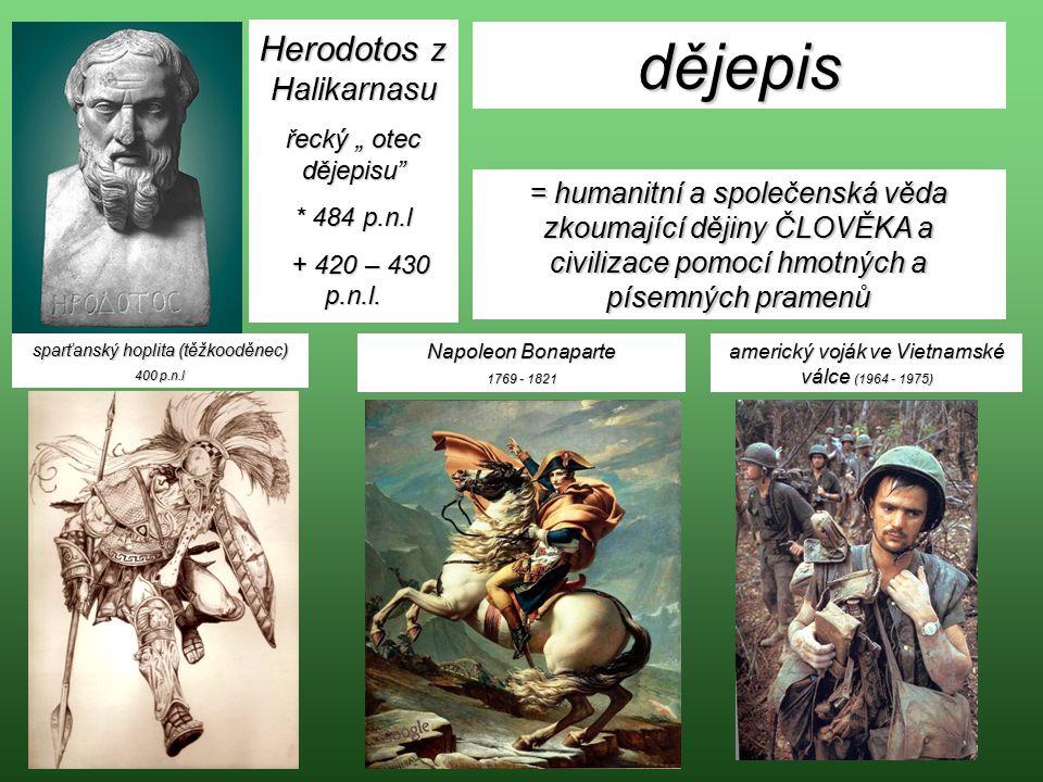 dějepis Herodotos z Halikarnasu