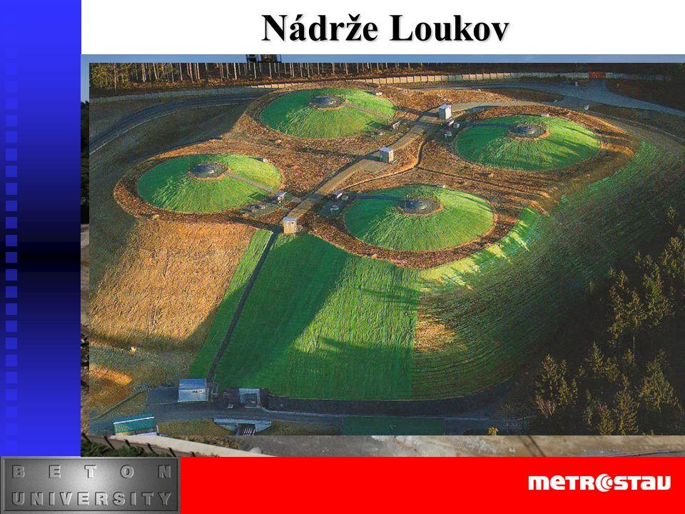 Nádrže Loukov