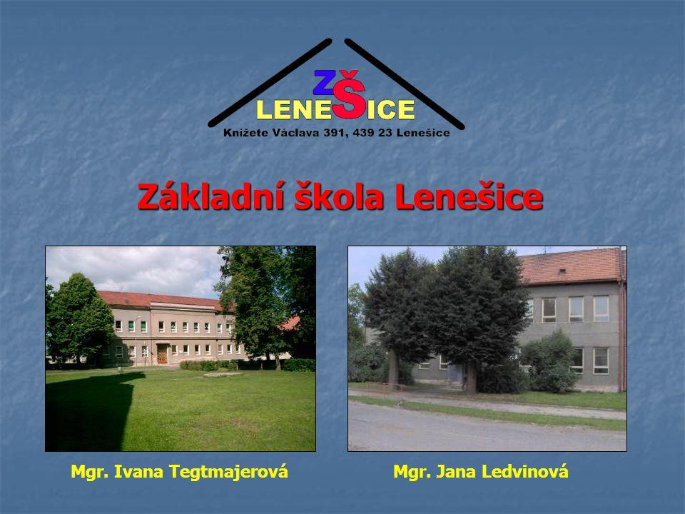 Základní škola Lenešice