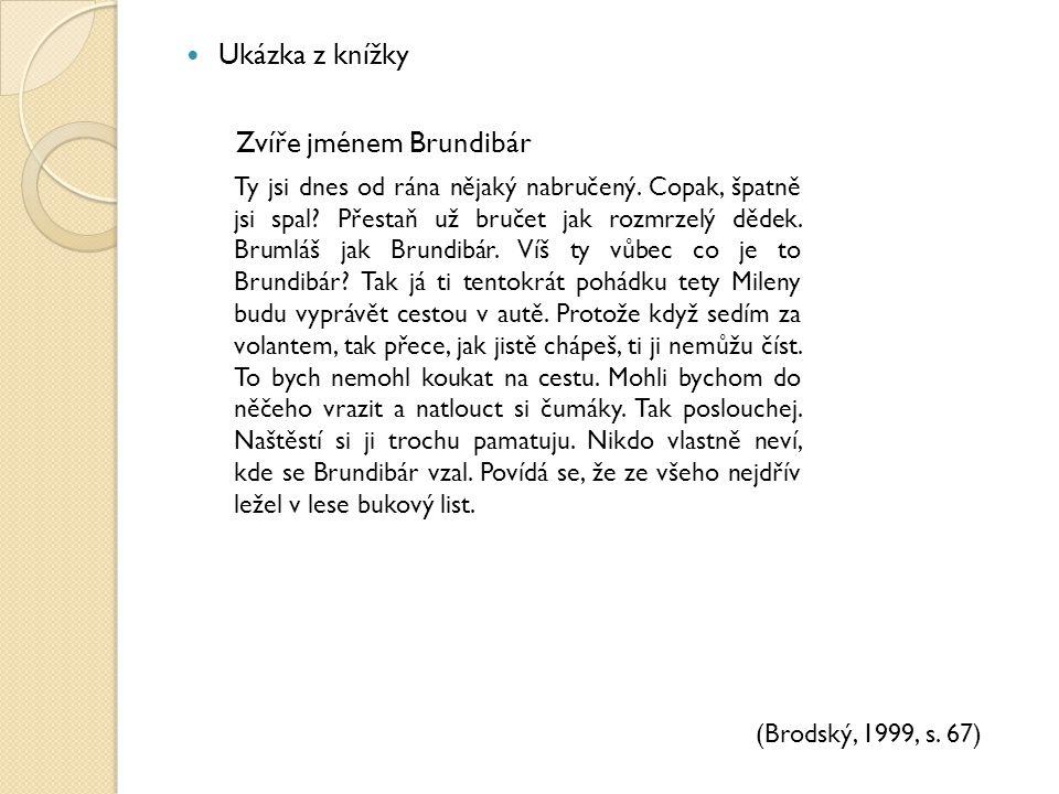 Zvíře jménem Brundibár