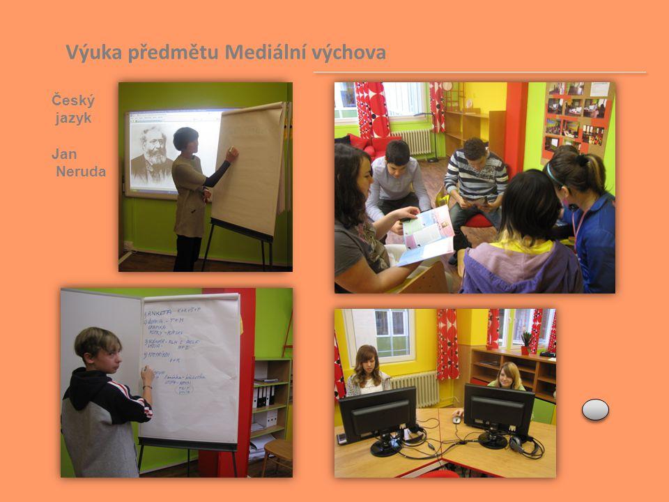 Výuka předmětu Mediální výchova