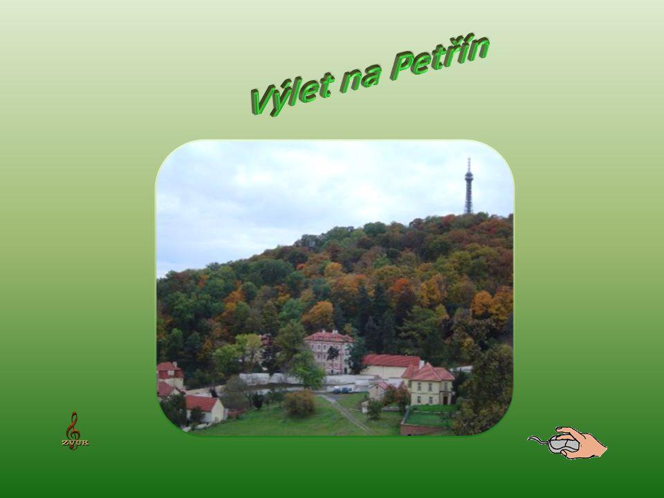 Výlet na Petřín