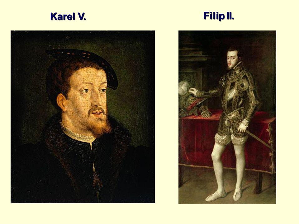 Karel V. Filip II.