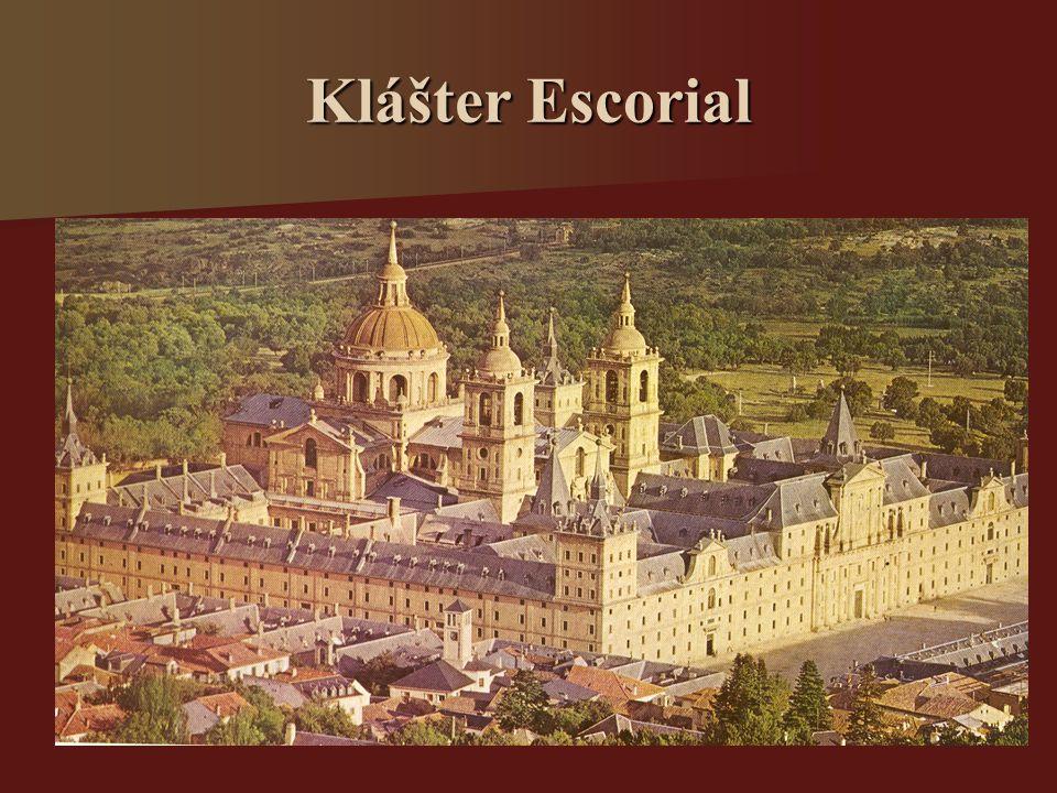 Klášter Escorial