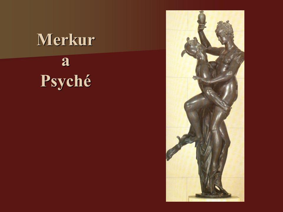 Merkur a Psyché