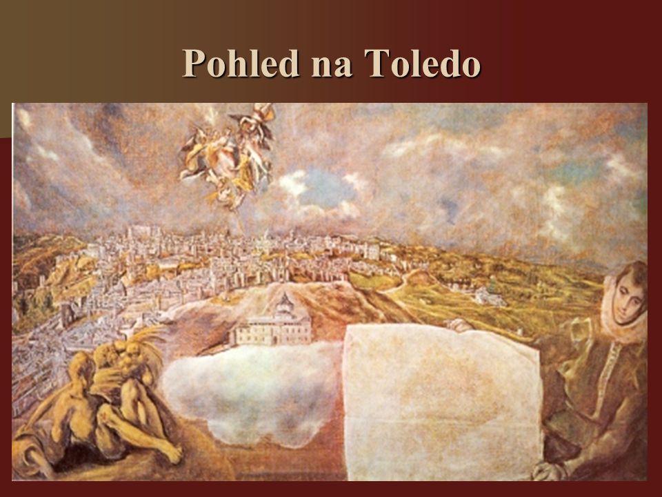 Pohled na Toledo