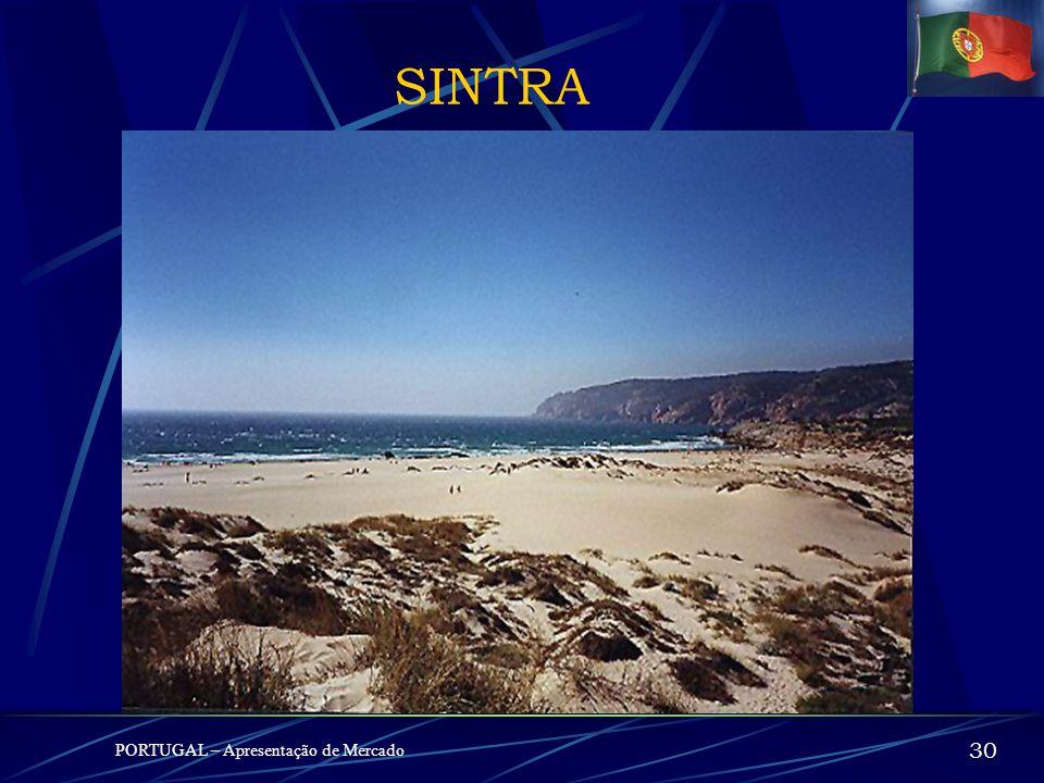 SINTRA PORTUGAL – Apresentação de Mercado 30