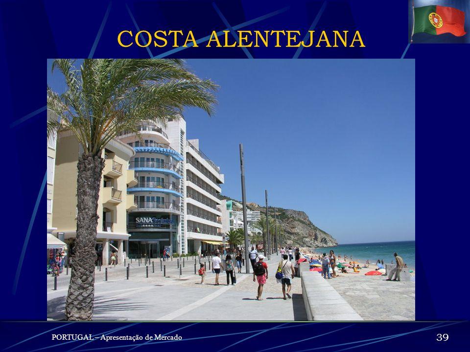 COSTA ALENTEJANA PORTUGAL – Apresentação de Mercado 39