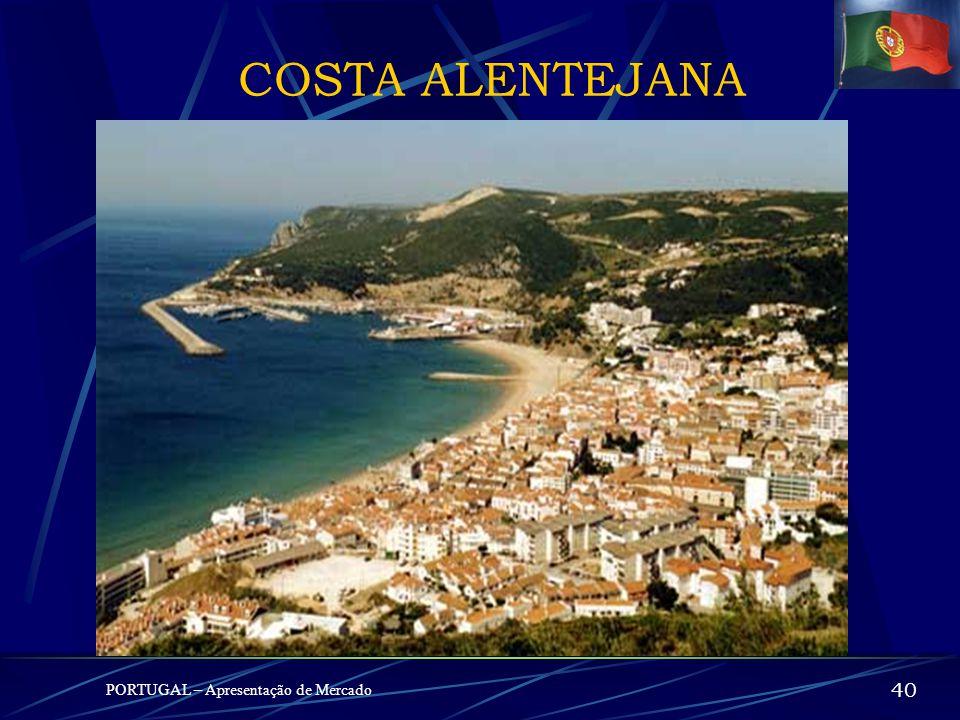 COSTA ALENTEJANA PORTUGAL – Apresentação de Mercado 40
