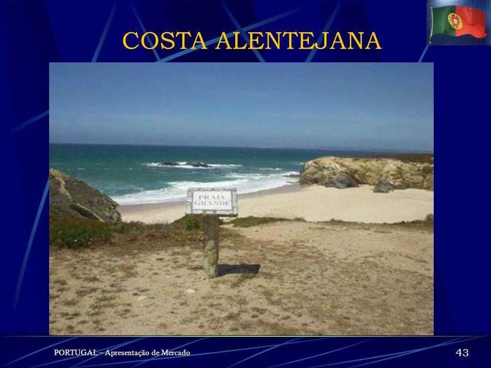 COSTA ALENTEJANA PORTUGAL – Apresentação de Mercado 43