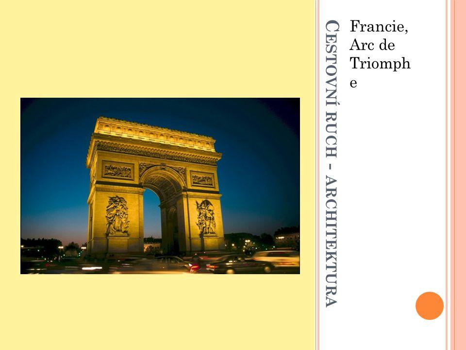 Cestovní ruch - architektura