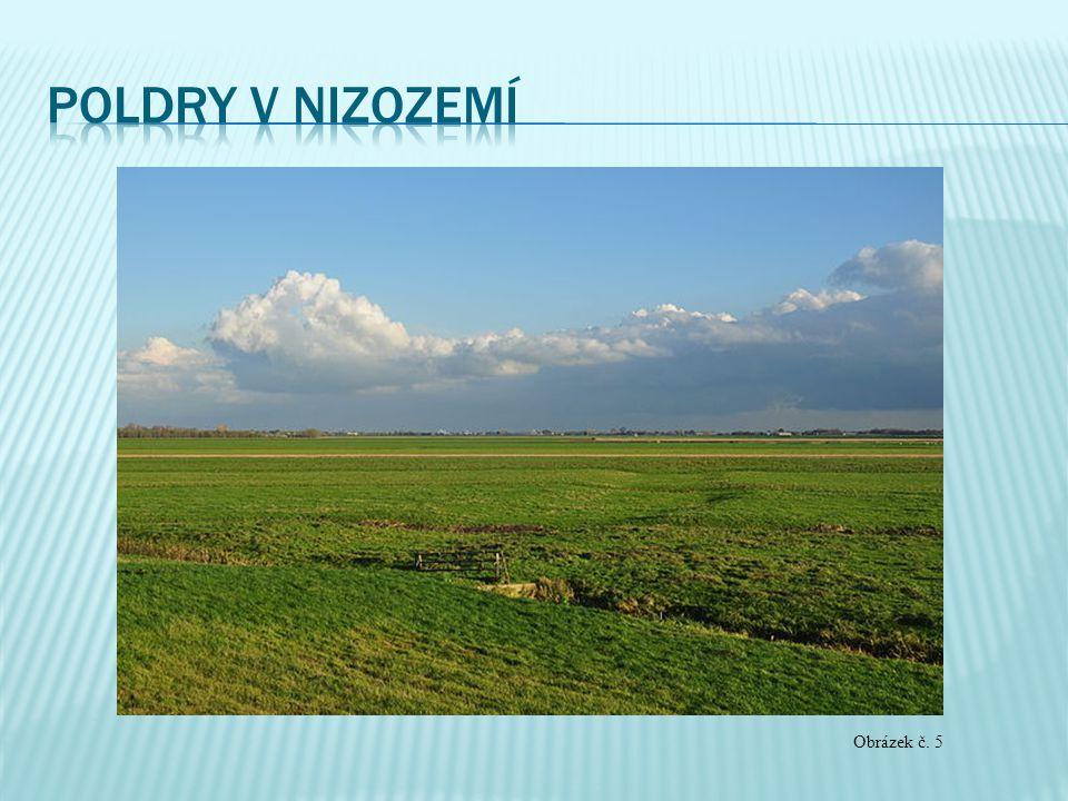 Poldry v nizozemí Obrázek č. 5