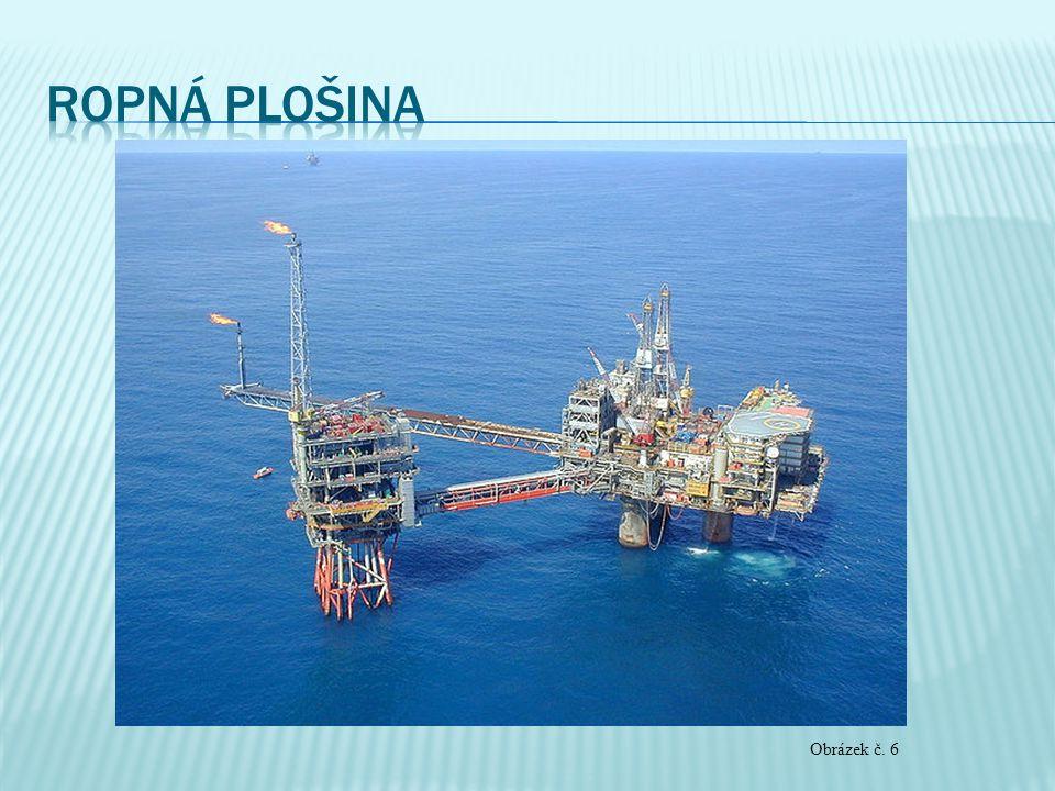 Ropná plošina Obrázek č. 6