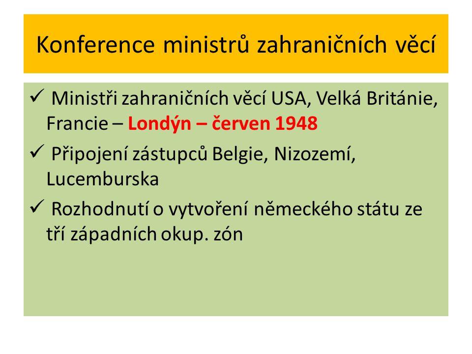 Konference ministrů zahraničních věcí