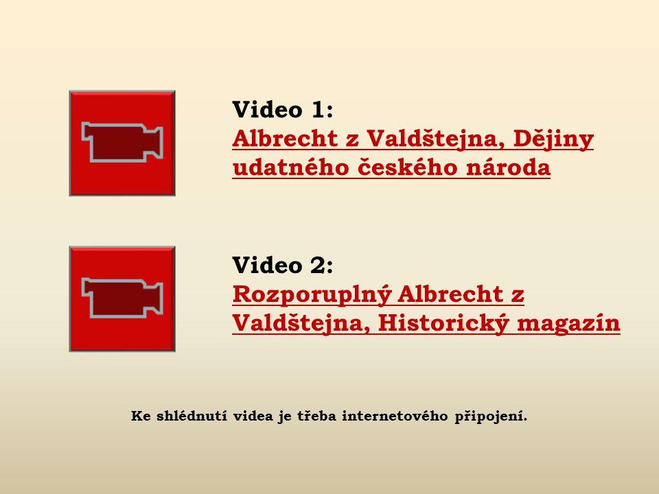 Ke shlédnutí videa je třeba internetového připojení.