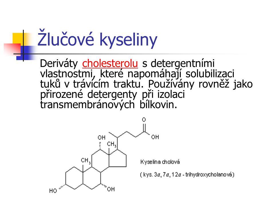 Žlučové kyseliny