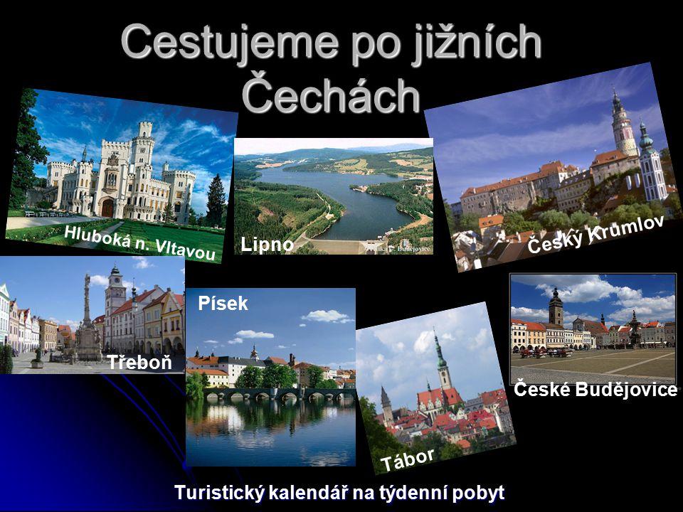 Cestujeme po jižních Čechách
